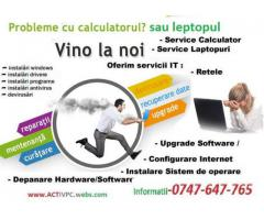Reparatii calculatoare - Software