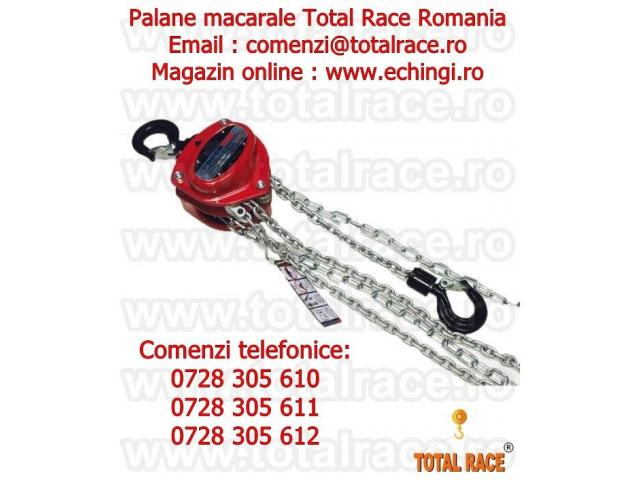 Palan manual cu lant Total Race - 3/4