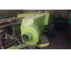 Presa Case, John Deere, Claas import Germania
