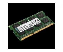 Memorii desktop si laptop DDR3