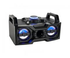 Boxa portabila Party Light&Sound Party-Soundbox 2x25W
