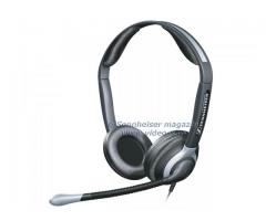 Casti Call Center profesionale SENNHEISER
