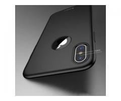 Husa Ipaky All-In 360 Folie Sticla Inclusa Iphone 7 Negru