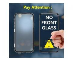 Husa Magneto Strong 360 Grade Iphone X , XS Transparent