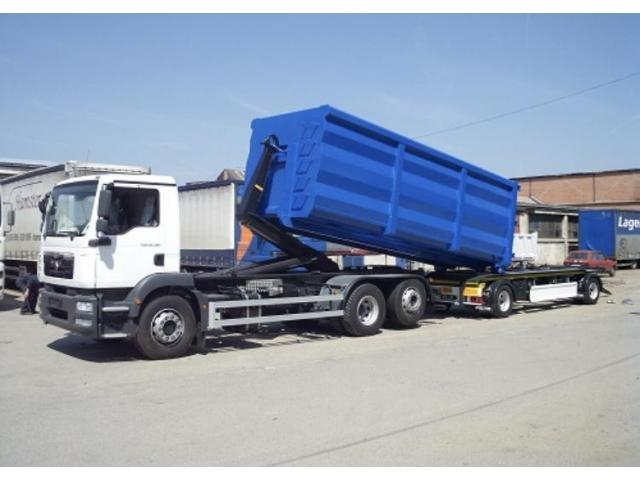 Inchiriez Camion Abroll-Kipper si containere - 1/5