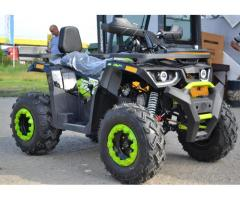 ATV Sport Edition Rugby RS10-CVT  180CMC