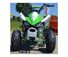 Atv Kxd Model:Speedy 125cc/Roti de 7 Inch