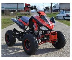 Atv Nitro Model:Raptor 125cc/Roti de 8 Inch