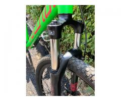 Bicicleta Scott Voltage YZ 30 r26 XL Verde Downhill Dirt Jump SlopStl