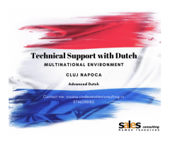 Technical Support with Dutch