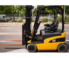 Caterpillar EP16N Electrostivuitor 1.6 tone