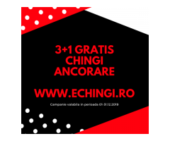 Super oferta 3+1 gratis : chingi de ancorare TOTAL RACE