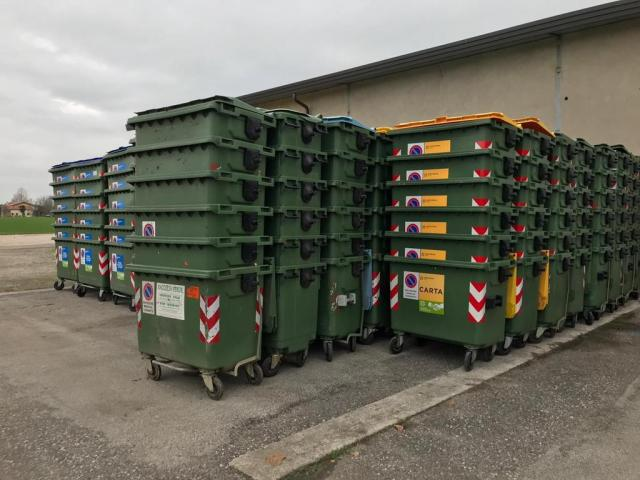 Eurocontainere 660L/eurocontainere second hand 660L/ containere 660L - 3/4