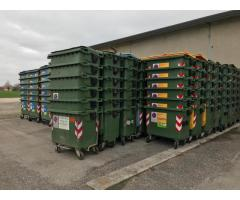 Eurocontainere 660L/eurocontainere second hand 660L/ containere 660L