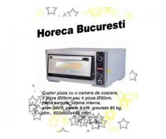 Cuptor electric pizza cu o camera nou