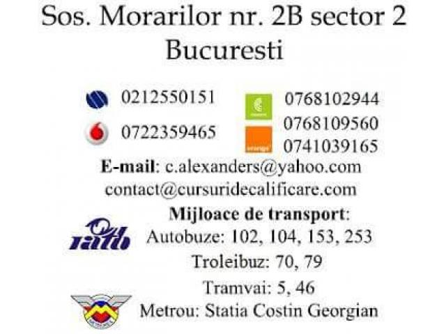 Curs tractorist agricol - 1/1