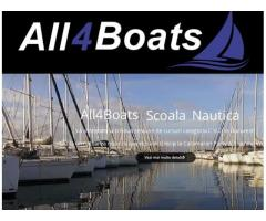 Permis barca All4boats