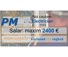 Post Vacant	Electrician  m/w/d in Germania