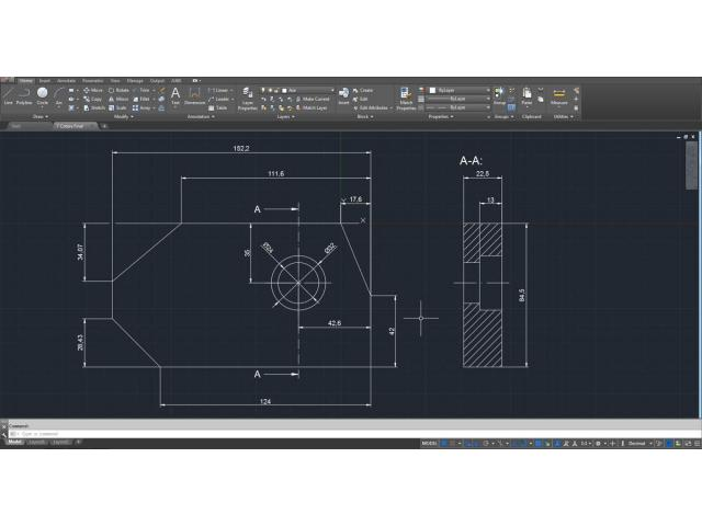 Curs Autocad LT WORKSHOP - 2/5