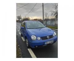 Vand Wolkswagen Polo 1,4TDI,75CP,232000 km,an fabricatie 2003