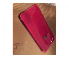 iPhone 7 red product 128 gb
